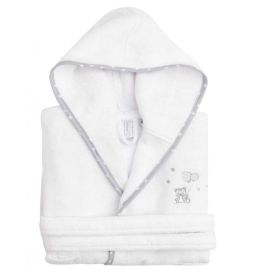 Peignoir Baby Soft 100% coton