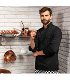 Veste de cuisinier à manches longues Cuisine