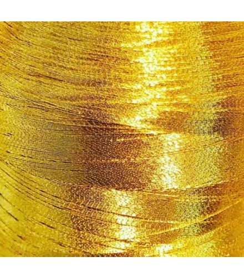 broderie dos fil doré