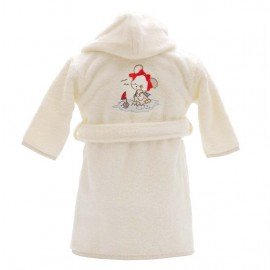 "Peignoir enfant ""Teddy Beach"""