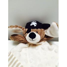 Doudou Pirate le chien
