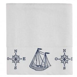 """Linge de Bain Ligne """"Sailor"""" 500gr/m²"""