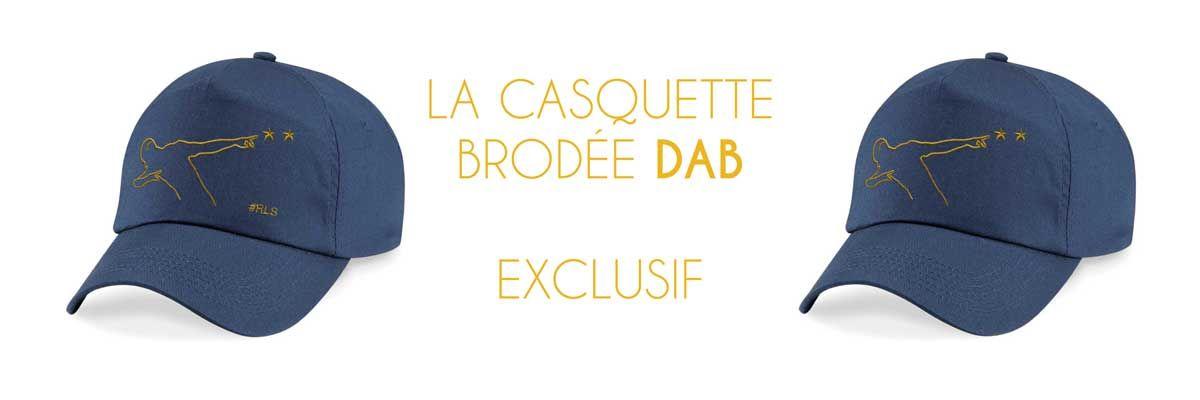 Casquette DAB